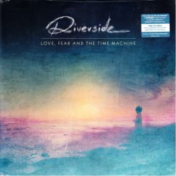 RIVERSIDE - LOVE, FEAR AND THE TIME MACHINE (2LP+CD) - LIMITED 180 GRAM VINYL PRESSING