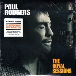 RODGERS, PAUL - THE ROYAL SESSIONS (1LP+MP3 DOWNLOAD) - 200 GRAM PRESSING - WYDANIE AMERYKAŃSKIE