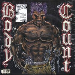 BODY COUNT [ICE-T] - BODY COUNT A.K.A COP KILLER (1LP)