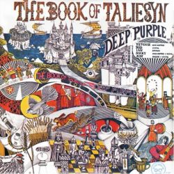 DEEP PURPLE - BOOK OF TALIESYN (1LP)