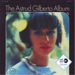 GILBERTO, ASTRUD WITH JOBIM, ANTONIO CARLOS - THE ASTRUD GILBERTO ALBUM (1LP)
