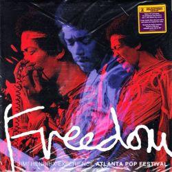 HENDRIX, JIMI - FREEDOM: ATLANTA POP FESTIVAL (2LP) - 200 GRAM PRESSING - WYDANIE AMERYKAŃSKIE
