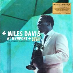 DAVIS, MILES - AT NEWPORT : 1955-1975 THE BOOTLEG SERIES VOL.4  (8LP) - MOV EDITION - 180 GRAM PRESSING
