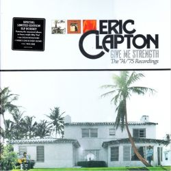 CLAPTON, ERIC - GIVE ME STRENGTH (THE '74/'75 RECORDINGS) (6LP) - 180 GRAM PRESSING - 6LP BOX