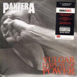 PANTERA - VULGAR DISPLAY OF POWER (2LP) - 180 GRAM PRESSING - WYDANIE AMERYKAŃSKIE