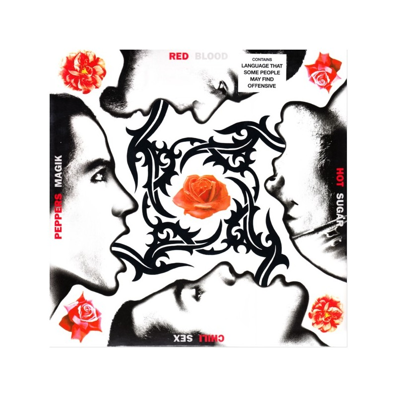 Red hot chili peppers blood sugar sex magik vinyl