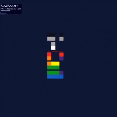 Coldplay X Amp Y 2lp Najlepszamuzyka Pl