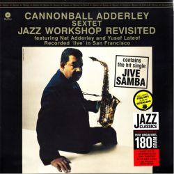 "ADDERLEY, JULIAN ""CANNONBALL"" - JAZZ WORKSHOP REVISITED (1LP+MP3 DOWNLOAD) - 180 GRAM PRESSING"
