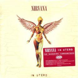 NIRVANA - IN UTERO (3LP+MP3 DOWNLOAD) - 45RPM - 180 GRAM PRESSING - WYDANIE AMERYKAŃSKIE