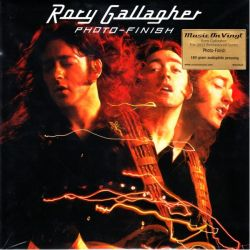 GALLAGHER, RORY - PHOTO-FINISH (1LP) - MOV EDITION - 180 GRAM PRESSING