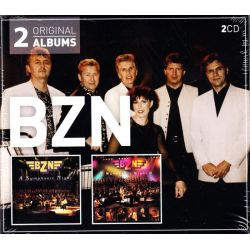 BZN - A SYMFONIC NIGHT I / A SYMFONIC NIGHT II (2CD)