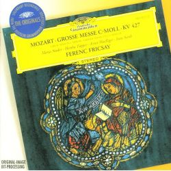 MOZART, WOLFGANG AMADEUS / HAYDEN, JOSEPH - GREAT MASS IN C MINOR / TE DEUM - FERENC FRICSAY (1 CD)