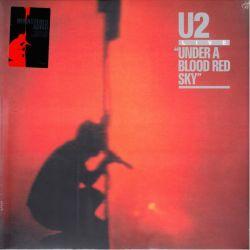 U2 - LIVE - UNDER A BLOOD RED SKY (1LP) - 180 GRAM PRESSING