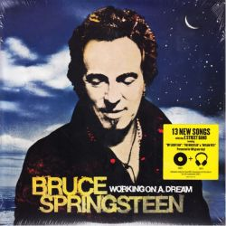 SPRINGSTEEN, BRUCE - WORKING ON A DREAM (2LP) - 180 GRAM PRESSING - WYDANIE AMERYKAŃSKIE