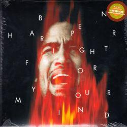 HARPER, BEN - FIGHT FOR YOUR MIND (2LP) - 180 GRAM PRESSING