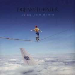 DREAM THEATER - A DRAMATIC TURN OF EVENTS (2LP) - 180 GRAM PRESSING