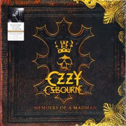 OSBOURNE, OZZY - MEMOIRS OF A MADMAN (2LP) - LIMITED NUMBERED EDITION PICTURE DISC - 180 GRAM PRESSING
