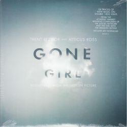 GONE GIRL [ZAGINIONA DZIEWCZYNA] - TRENT REZNOR & ATTICUS ROSS (2 LP + MP3 DOWNLOAD) - 180 GRAM PRESSING - WYDANIE AMERYKAŃSKIE