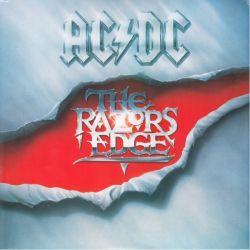 AC/DC - THE RAZORS EDGE (1LP) - 180 GRAM PRESSING
