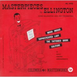 ELLINGTON, DUKE AND HIS ORCHESTRA - MASTERPIECES BY ELLINGTON (1 SACD) -