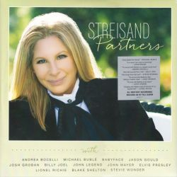 STREISAND, BARBRA - PARTNERS (2 LP + CD)