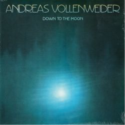 VOLLENWEIDER, ANDREAS - DOWN TO THE MOON (1LP)
