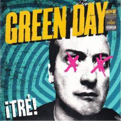 GREEN DAY - ! TRE ! (1LP)