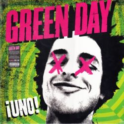 GREEN DAY - ! UNO ! (1LP)