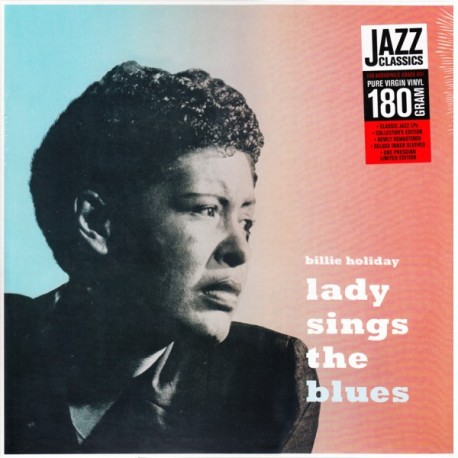 HOLIDAY, BILLIE - LADY SINGS THE BLUES (1LP) - 180 GRAM PRESSING
