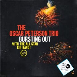 PETERSON, OSCAR - BURSTING OUT WITH THE ALL STAR BIG BAND! (1LP)