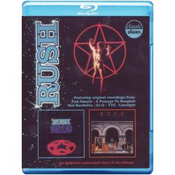 RUSH - 2112 / MOVING PICTURES : THE DEFINITIVE AUTORISED STORY OF THE ALBUMS (1BLU-RAY)