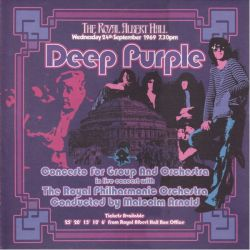DEEP PURPLE - CONCERTO FOR GROUP AND ORCHESTRA (3LP) - 180 GRAM PRESSING