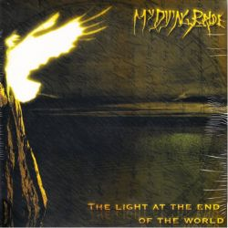MY DYING BRIDE - THE LIGHT AT THE END OF THE WORLD (2 LP)