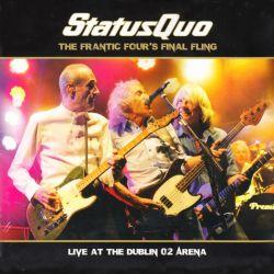 STATUS QUO - THE FRANTIC FOUR\'S FINAL FLING: LIVE AT DUBLIN 02 ARENA (2LP)
