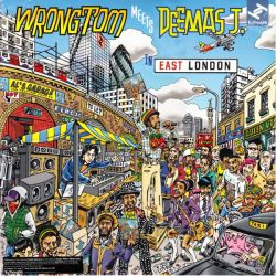 "WRONGTOM MEETS DEEMAS J. IN LONDON (1 LP + 7""SINGLE+CD)"