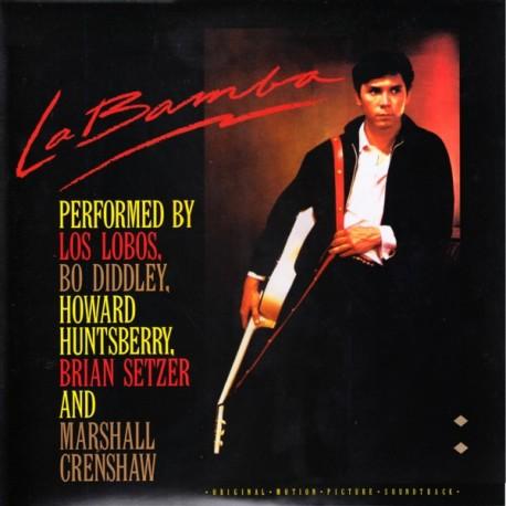 LA BAMBA - LOS LOBOS, BO DIDDLEY, HOWARD HUNTSBERRY, BRIAN SETZER & MARSHALL CRENSHAW (1LP) - 180 GRAM PRESSING - WYDANIE AMERYK