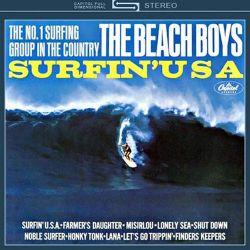 BEACH BOYS, THE - SURFIN\' USA (1SACD) - ANALOGUE PRODUCTIONS