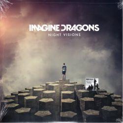 IMAGINE DRAGONS - NIGHT VISIONS (1 LP) - WYDANIE AMERYKAŃSKIE