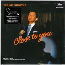 SINATRA, FRANK - CLOSE TO YOU (1LP+MP3 DOWNLOAD) - 180 GRAM PRESSING