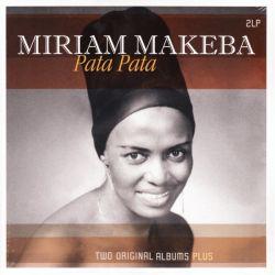MAKEBA, MIRIAM - PATA PATA (2 LP) - 180 GRAM PRESSING