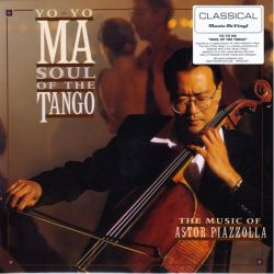 MA, YO-YO - SOUL OF THE TANGO: THE MUSIC OF ASTOR PIAZZOLLA (1LP) - MOV EDITION - 180 GRAM PRESSING