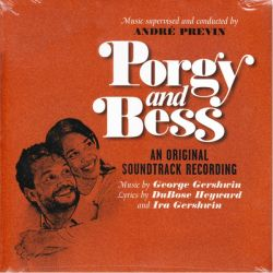 PORGY AND BESS [PORGY I BESS] - GEORGE & IRA GERSHIWN (1 LP)