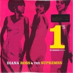 ROSS, DIANA & THE SUPREMES - NUMBER 1'S (2 LP) - MOV EDITION - 180 GRAM PRESSING