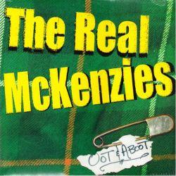 REAL McKENZIES, THE - OOT & ABOOT (1 LP)