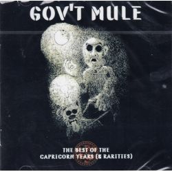 GOV'T MULE - THE BEST OF THE CAPRICORN YEARS [& RARITIES] (2 CD)
