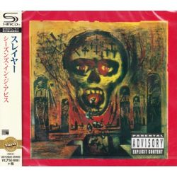 SLAYER - SEASONS IN THE ABYSS (1 SHM-CD) - WYDANIE JAPOŃSKIE