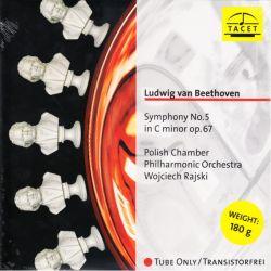 BEETHOVEN, LUDWIG VAN - SYMPHONY No.5 - POLISH CHAMBER PILCHARMONIC ORCHESTRA / WOJCIECH RAJSKI (1LP) - 180 GRAM PRESSING