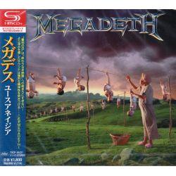MEGADETH - YOUTHANASIA (1 SHM-CD) - WYDANIE JAPOŃSKIE