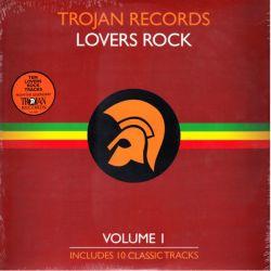 TROJAN RECORDS: LOVERS ROCK VOL.1 (1 LP) - WYDANIE AMERYKAŃSKIE