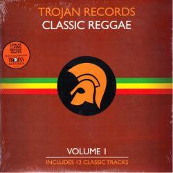 TROJAN RECORDS: CLASSIC REGGAE VOL.1 (1 LP) - WYDANIE AMERYKAŃSKIE